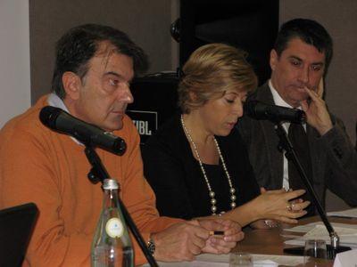 Paola Regina direttore dell'Ascom lascia l'incarico