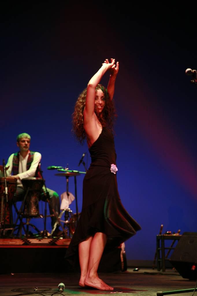 Dall'Algeria Karima Nayt al Vox Mundi Festival