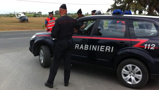 Truffatore porta a porta fermato dai carabinieri