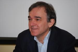 Il presidente della Regione Enrico Rossi visita l'ospedale di Castel del Piano ampliato e ammodernato