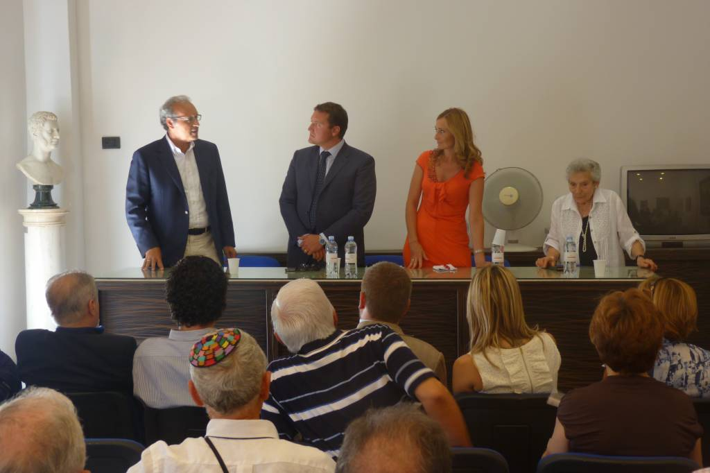 Il Consiglio provinciale in visita a Pitigliano