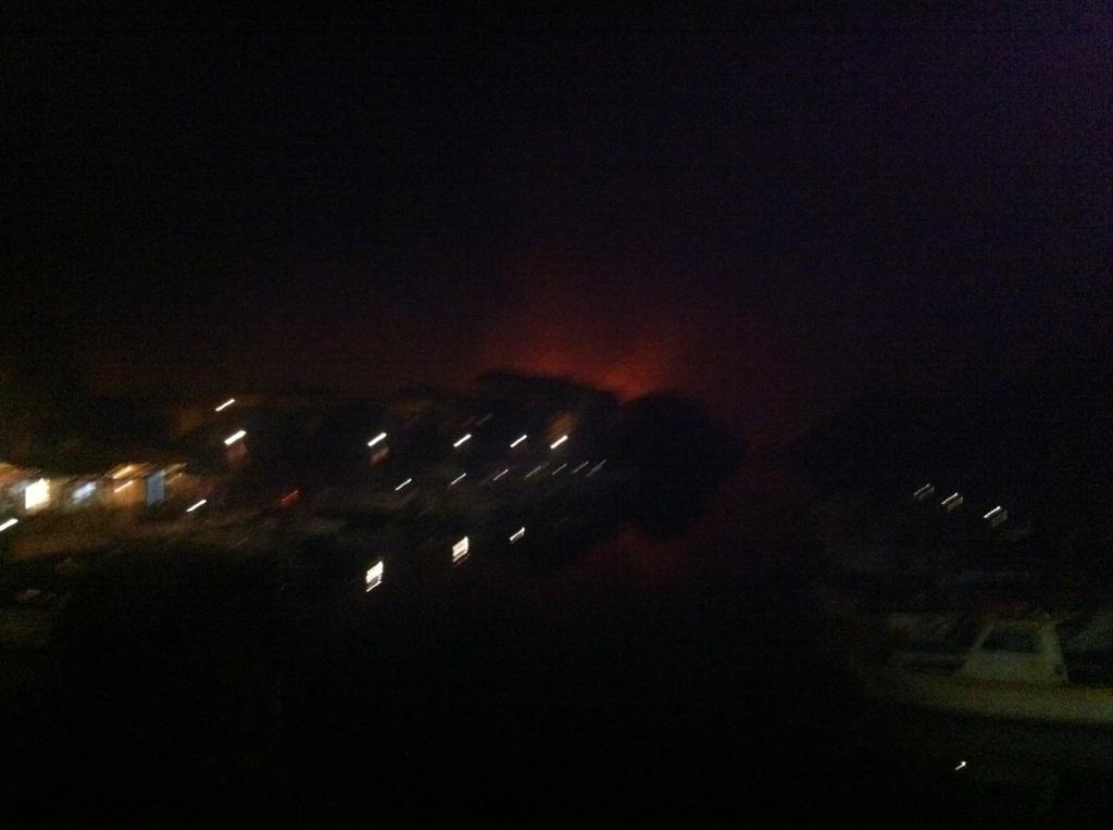 Incendio a Marina: esplode deposito del Coseca