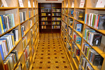 Biblioteca Chelliana, pubblicato l'avviso per la fornitura degli arredi