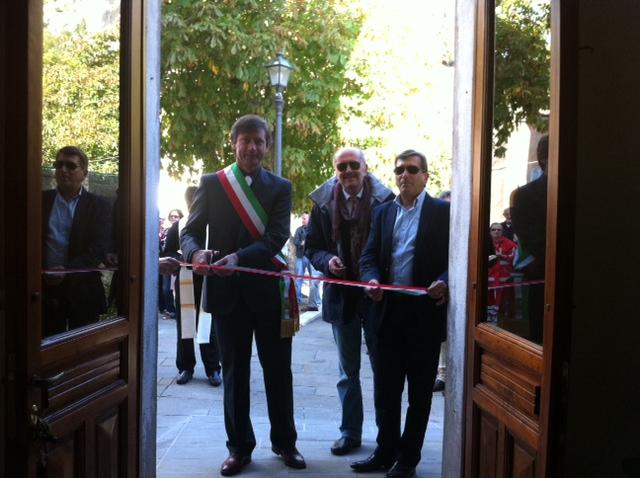 Asl 9: inaugurata la sede del presidio distrettuale di Roccalbegna