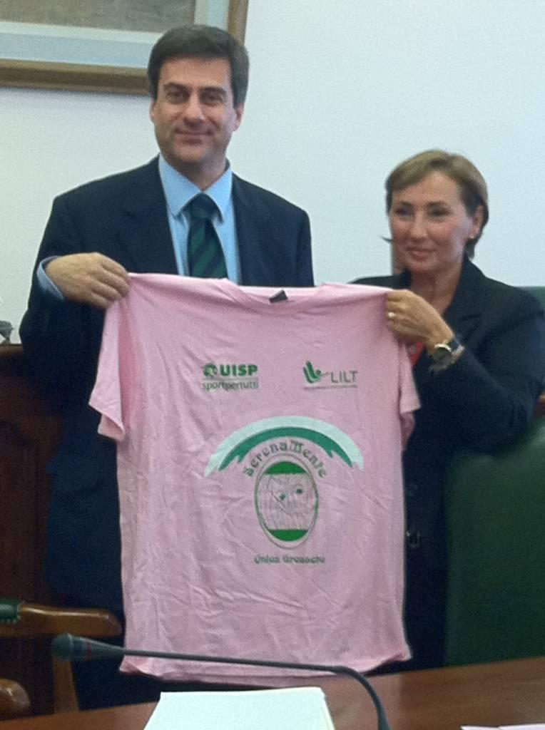 A Grosseto il mese di ottobre ha il colore rosa della solidarietà