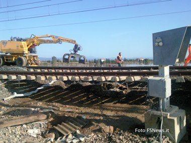 Siena-Grosseto: prevista per il 14 settembre la riapertura di tutta la linea ferroviaria