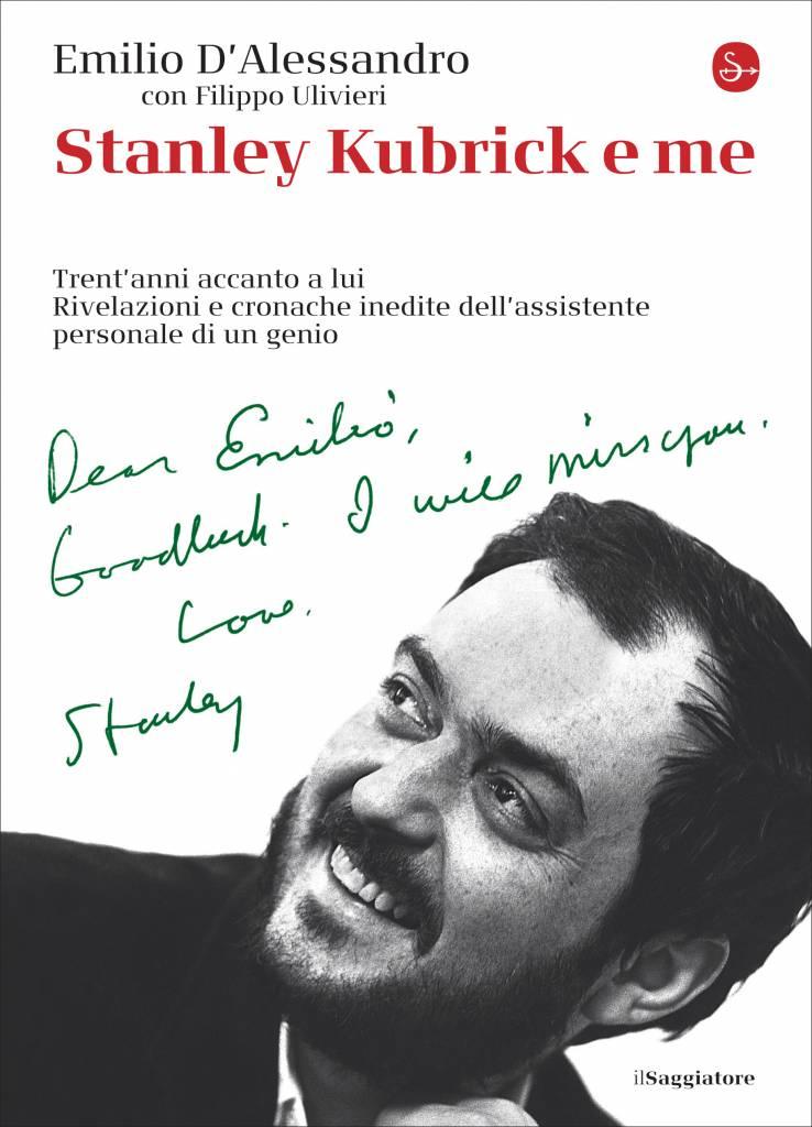 L'assistente storico di Kubrick, Emilio D'Alessandro, incontra il pubblico domani a Grosseto