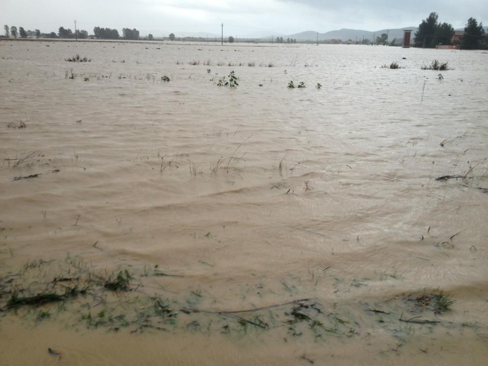 Emergenza maltempo: situazione meteo in miglioramento e corsi d'acqua sotto controllo