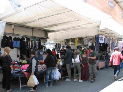 Grosseto: il mercato lontano dal centro storico nel 2013?