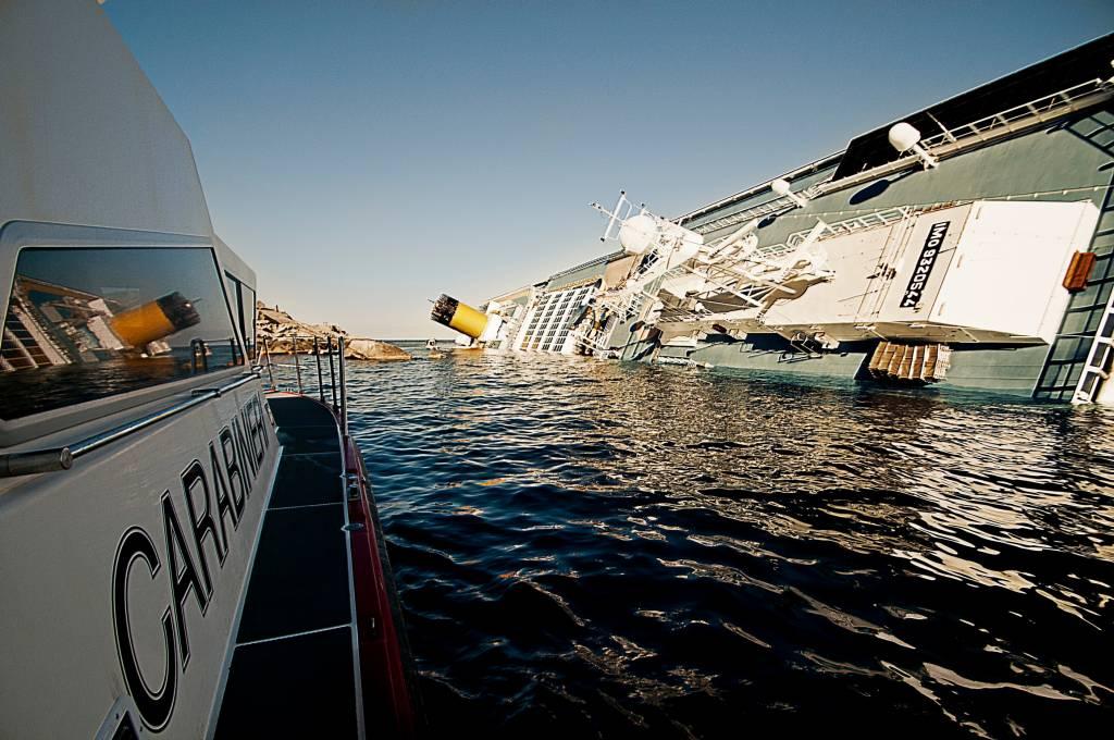 """Concordia, Regione a Governo: """"Tempi certi per rimozione e decreto urgente per adeguare porto di Piombino"""""""