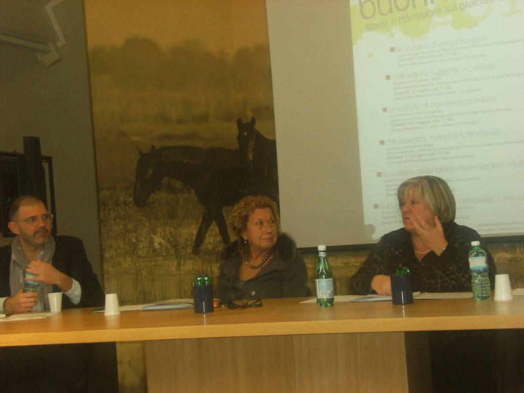 Buoni maestri: terzo incontro sulle donne, da Olympia de Gouges al Codice rosa