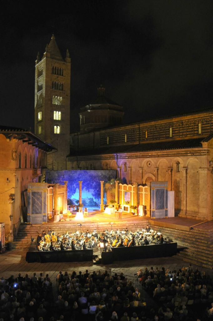 Massa Marittima: la prossima edizione di Lirica in Piazza dedicata a Giuseppe Verdi e alle sue opere
