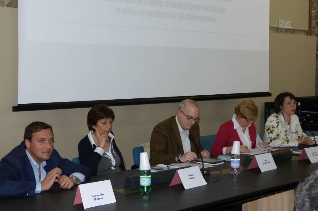 Il Palazzo della Provincia ha ospitato un incontro pubblico sulle donne impegnate in politica