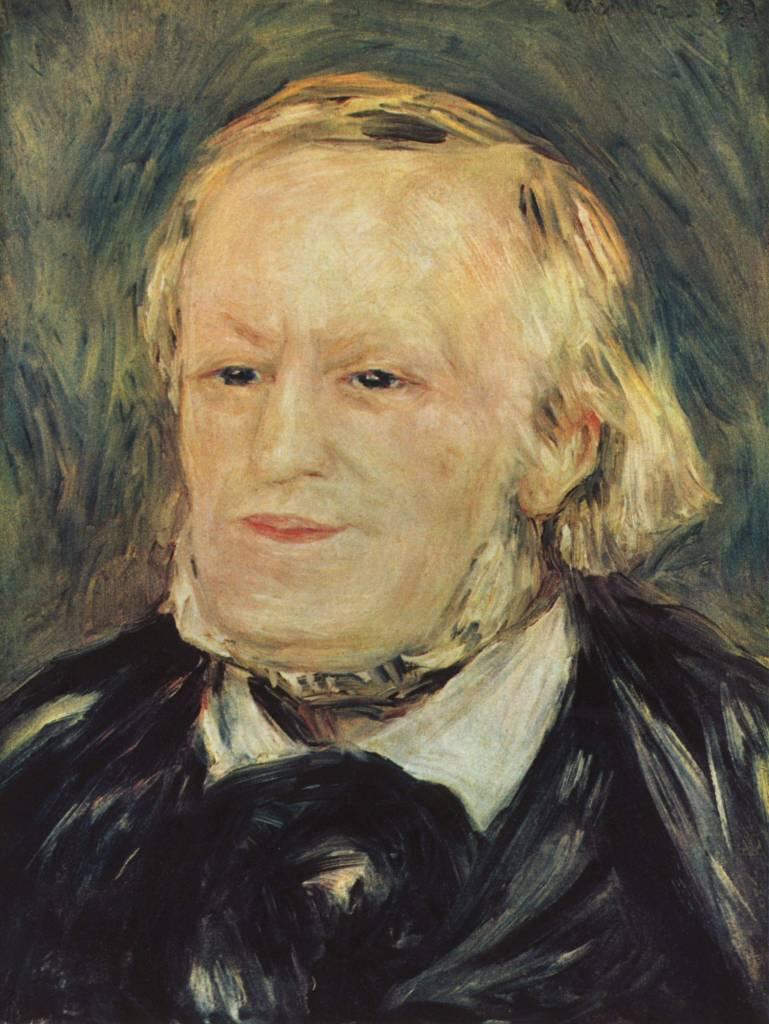 """""""Arte e musica"""": venerdì in programma il terzo appuntamento incentrato su Renoir che ritrae Wagner"""
