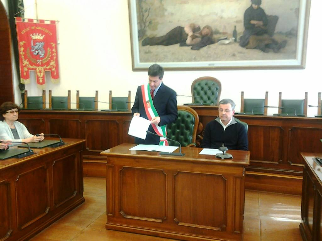 Photo of Il Comune di Grosseto dona una targa alla famiglia Tonissi, una dinastia che ha combattuto per la libertà dell'Italia