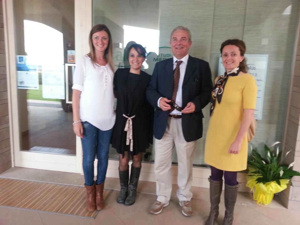 """Scarlino: al porto apre """"Baby Salus"""", uno studio pediatrico con i migliori specialisti toscani"""