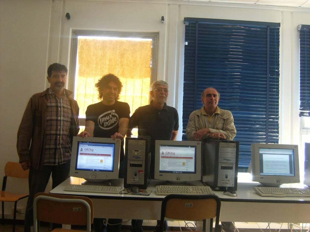 L'istituto statale Leopoldo II di Lorena fa rinascere il suo laboratorio di informatica grazie al software libero