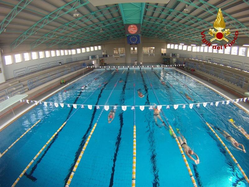 Photo of Conclusi i corsi di nuoto dei Vigili del Fuoco per creare un nuovo gruppo di soccorritori acquatici