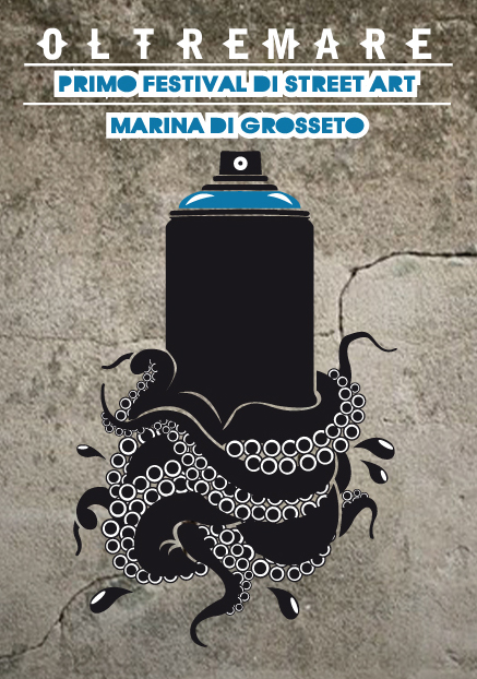 Un week end all'insegna della street art a Marina di Grosseto