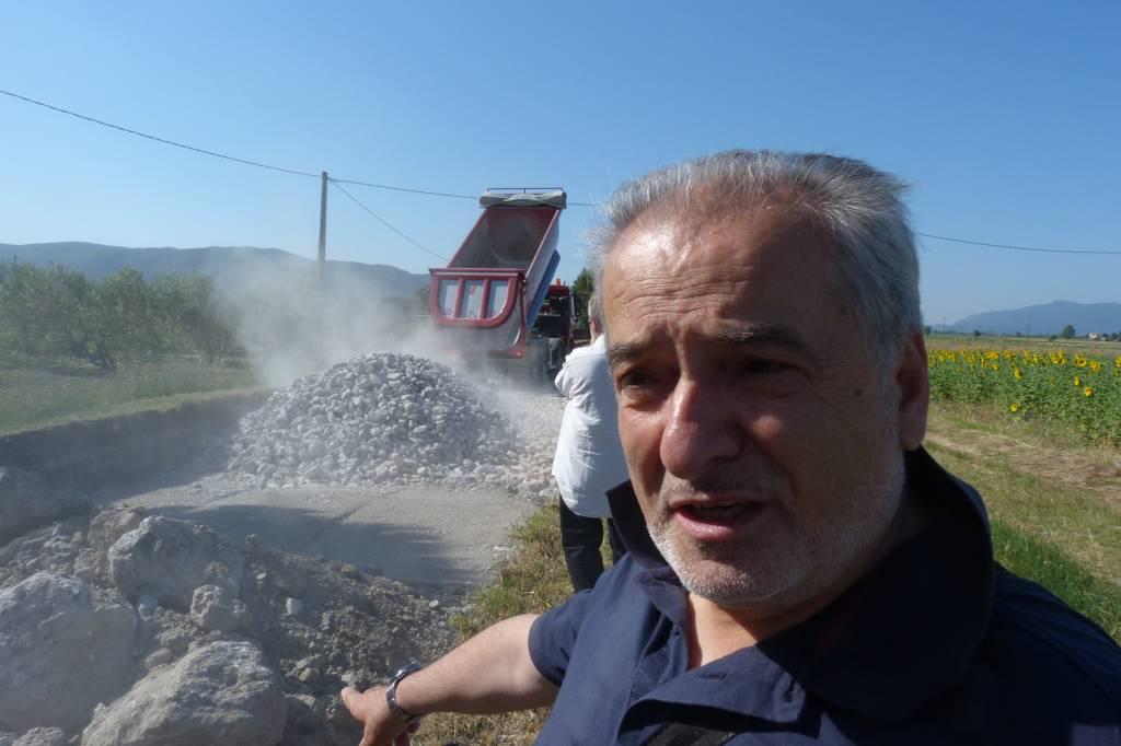"""Maltempo, Pianigiani ringrazia i dipendenti della Provincia: """"Hanno lavorato con impegno, professionalità e generosità"""""""