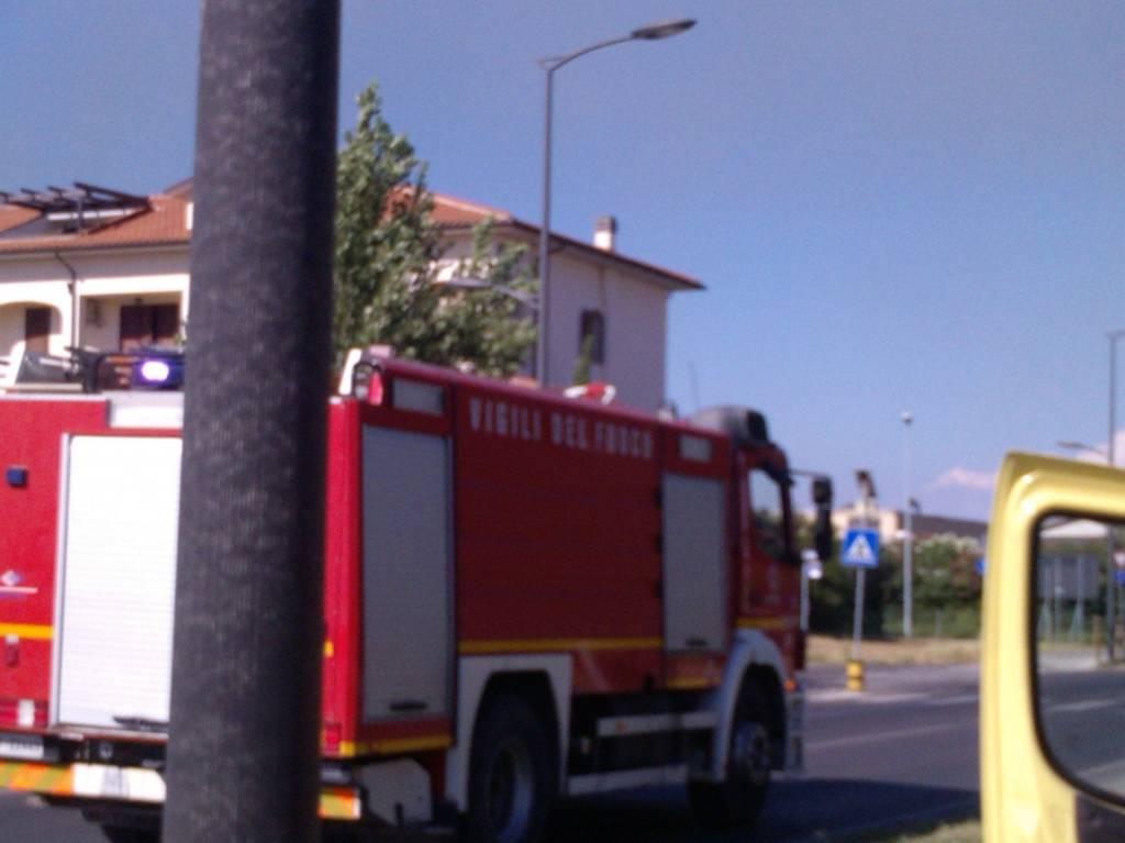 Photo of Castiglione: spento l'incendio di Poggio d'Oro