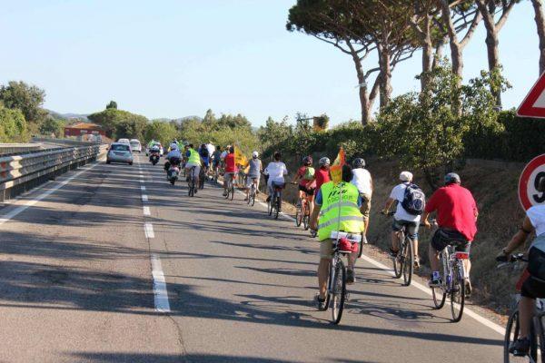 Quattro giorni di escursioni in bicicletta per Gustatus