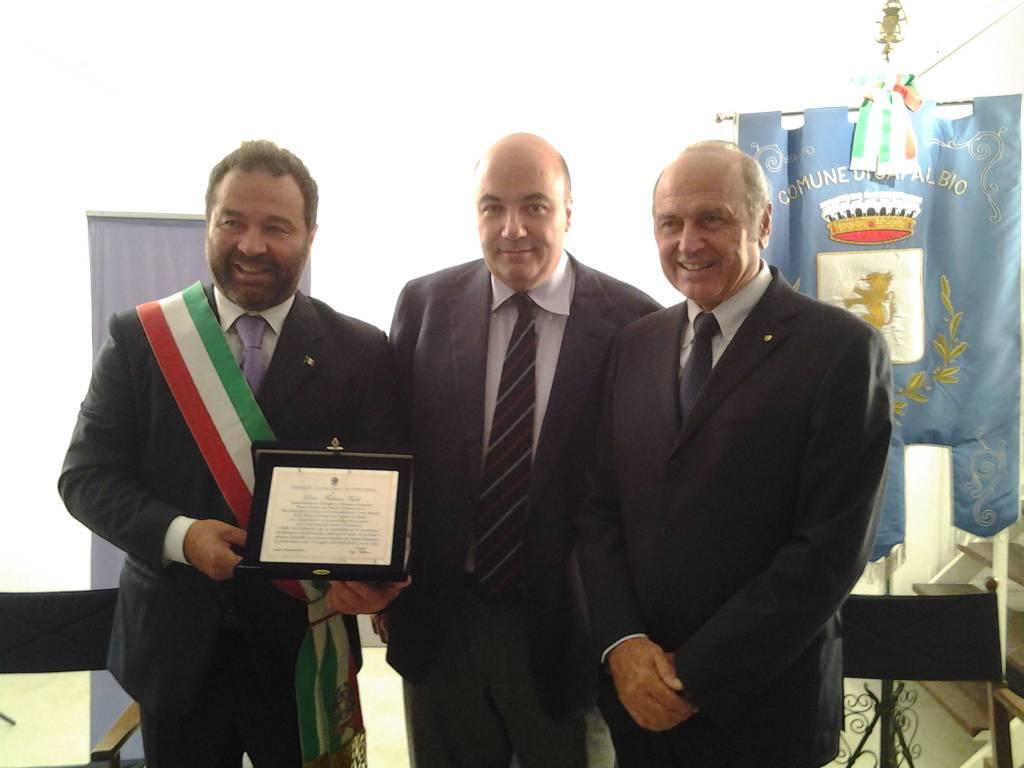 Il premio Capalbio Economia 2013 va a Fabrizio Viola