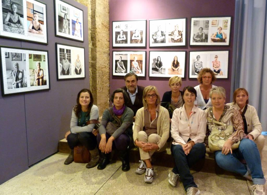 Città Visibile: il vincitore Marco Tisi incontra le donne della Mabro, protagoniste della sua opera