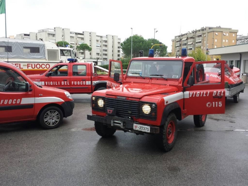 Maltempo, Castiglione allagata: chiusa la Strada provinciale ad Ampio