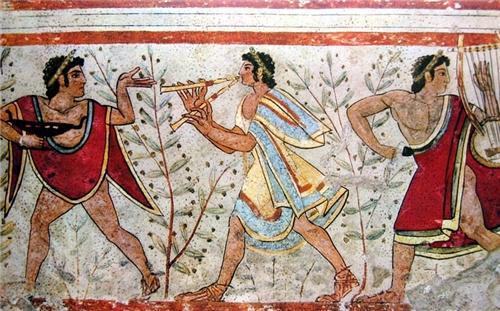 """""""La musica perduta degli Etruschi"""" diventa un documentario grazie ad un regista massetano"""