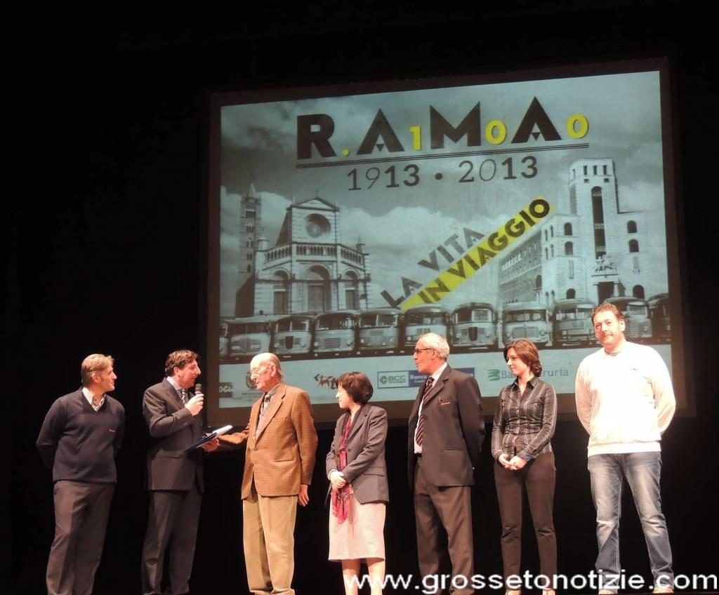 """""""Festa di riconoscimento"""": i dipendenti Rama si riuniscono per celebrare il centenario"""
