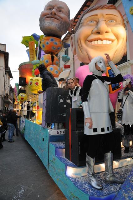 Orbetello si tuffa nel Carnevaletto