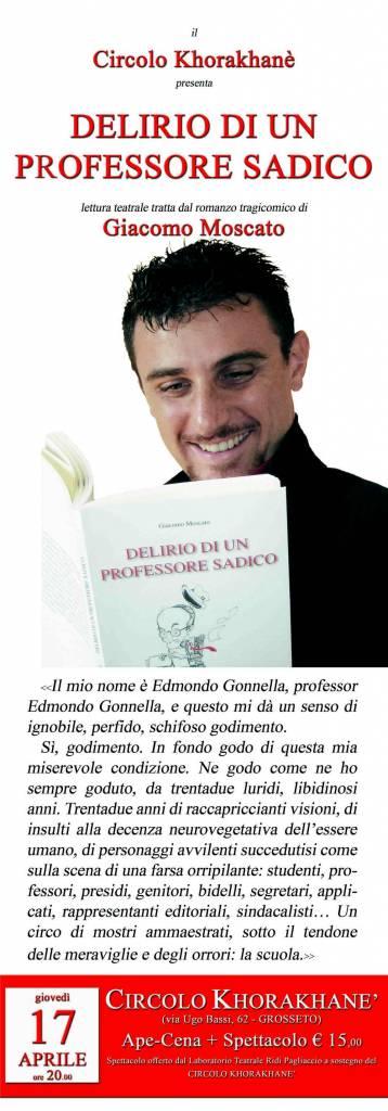 """Photo of """"Delirio di un professore sadico"""": il laboratorio """"Ridi Pagliaccio"""" in scena per sostenere il circolo Khorakhanè"""