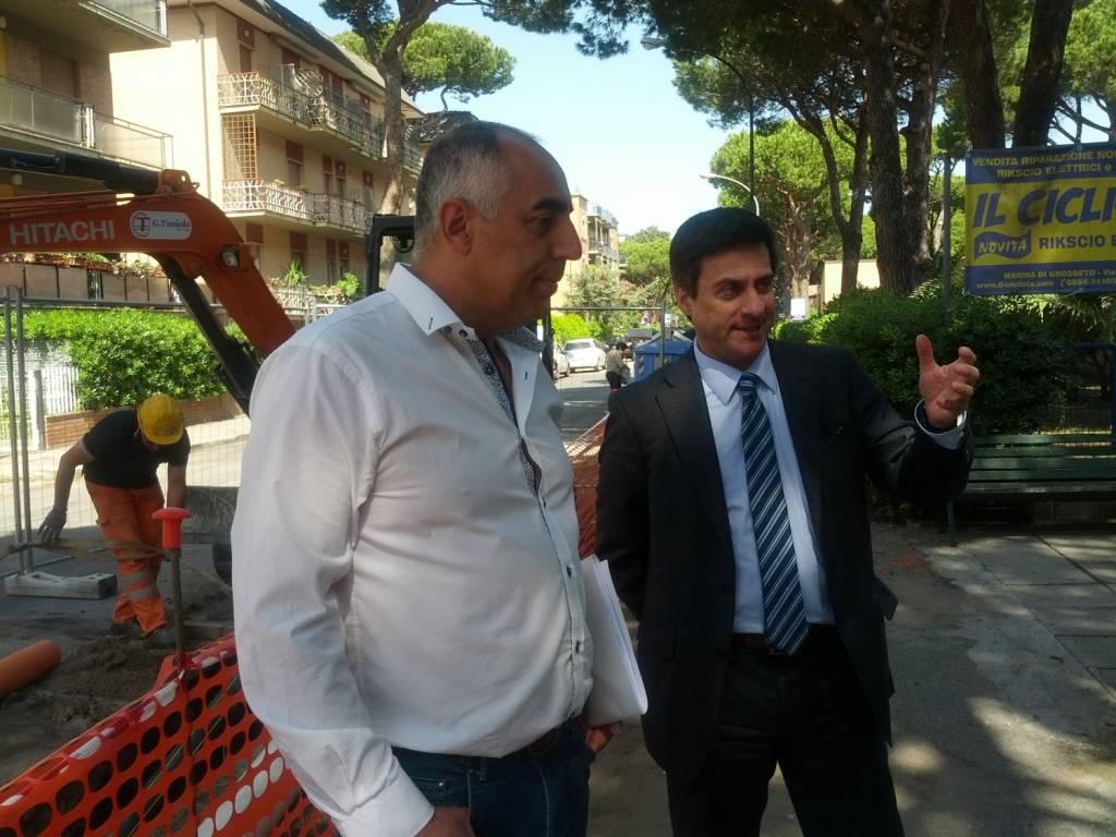 Photo of Al via la metanizzazione di Marina di Grosseto: ad ottobre sarà fornito il gas alle abitazioni