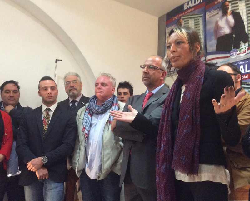 """Daniele Baldi presenta la sua squadra: """"Cambiare Follonica è il nostro impegno"""""""