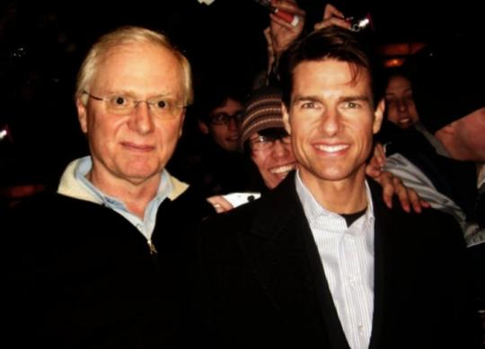 Photo of La voce italiana di Tom Cruise e Tom Hanks si presenta allo Studio Enterprise