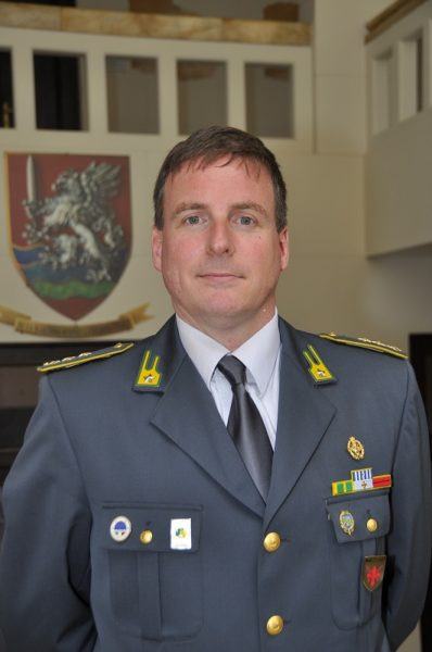 Ritrovato il cadavere di Massimiliano Giua, ex comandante della Guardia di Finanza