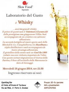 degustazione whisky