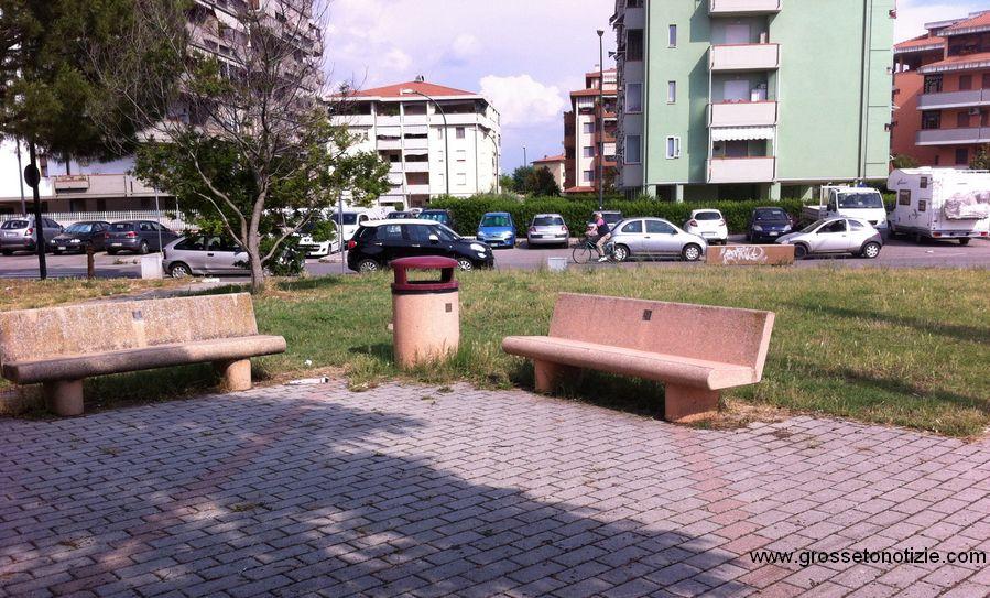 Photo of Cittadella: rimosse panchine per schiamazzi ma a rimetterci sono gli anziani