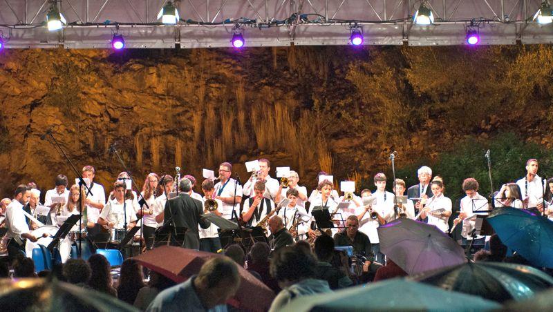 """Tutto pronto per il """"Concerto Insieme"""": musica e solidarietà alla Cava di Roselle"""