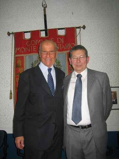 Argentario: il Guzzo d'oro assegnato ad Umberto Veronesi