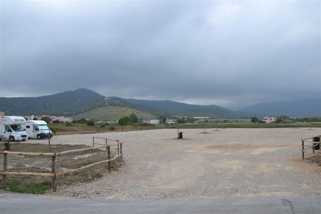 Photo of Castiglione: aperta la nuova area di sosta per i camper alle Paduline