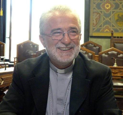 Il direttore di Coldiretti Grosseto incontra il vescovo Cetoloni