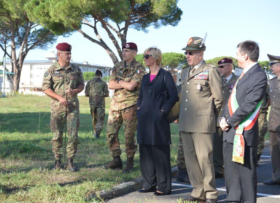 Il ministro Pinotti a Grosseto per sostenere la candidatura di Mascagni