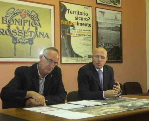 Consorzio Bonifica: Fabio Bellacchi riconfermato consigliere nazionale Anbi