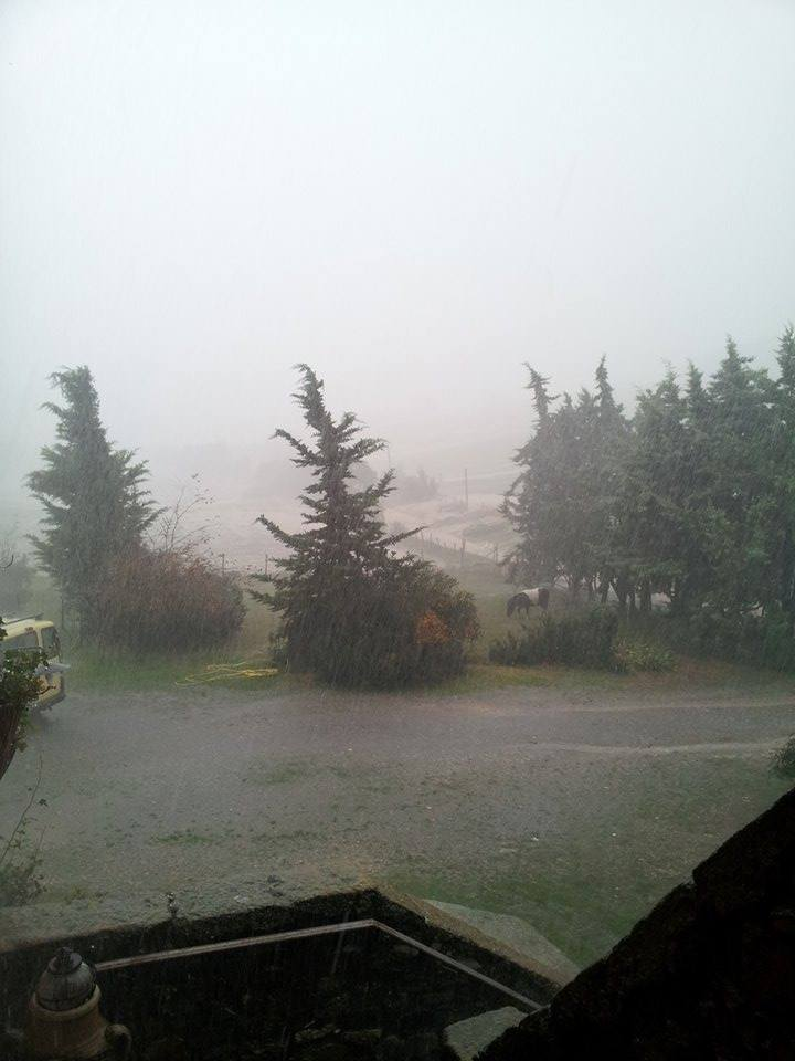 Maltempo: in arrivo neve e vento su tutta la provincia