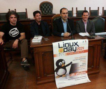 Tutto pronto per il Linux Day