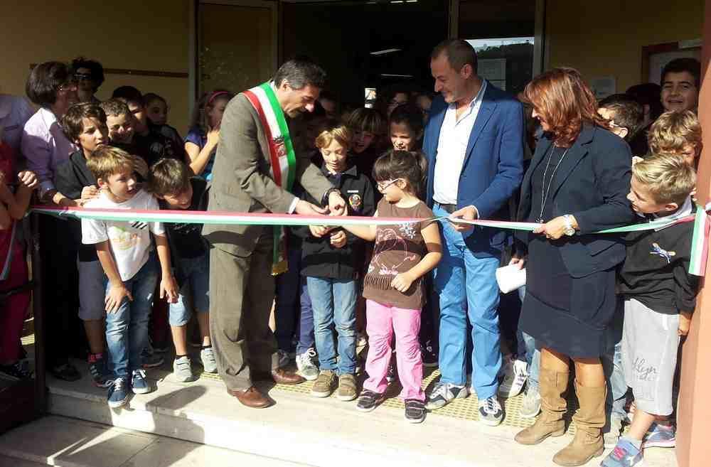 Grosseto, ristrutturata la scuola elementare di via Mascagni