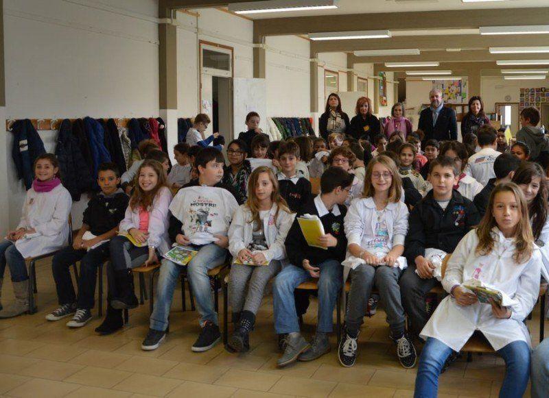 Alla scuola di via Rovetta nuova lezione di educazione ambientale