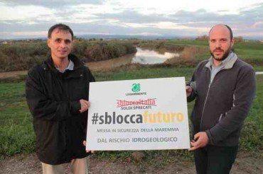 #sbloccafuturo: Legambiente chiede la messa in sicurezza della Maremma e dell'Aurelia